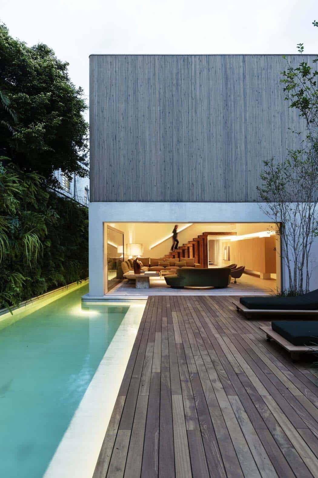Modern House Design-Studio Arthur Casas-01-1 Kindesign