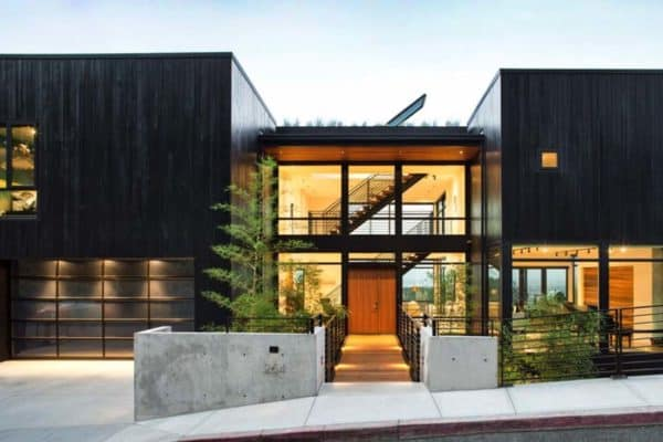 featured posts image for Multi-level home designed around music and family in Portland