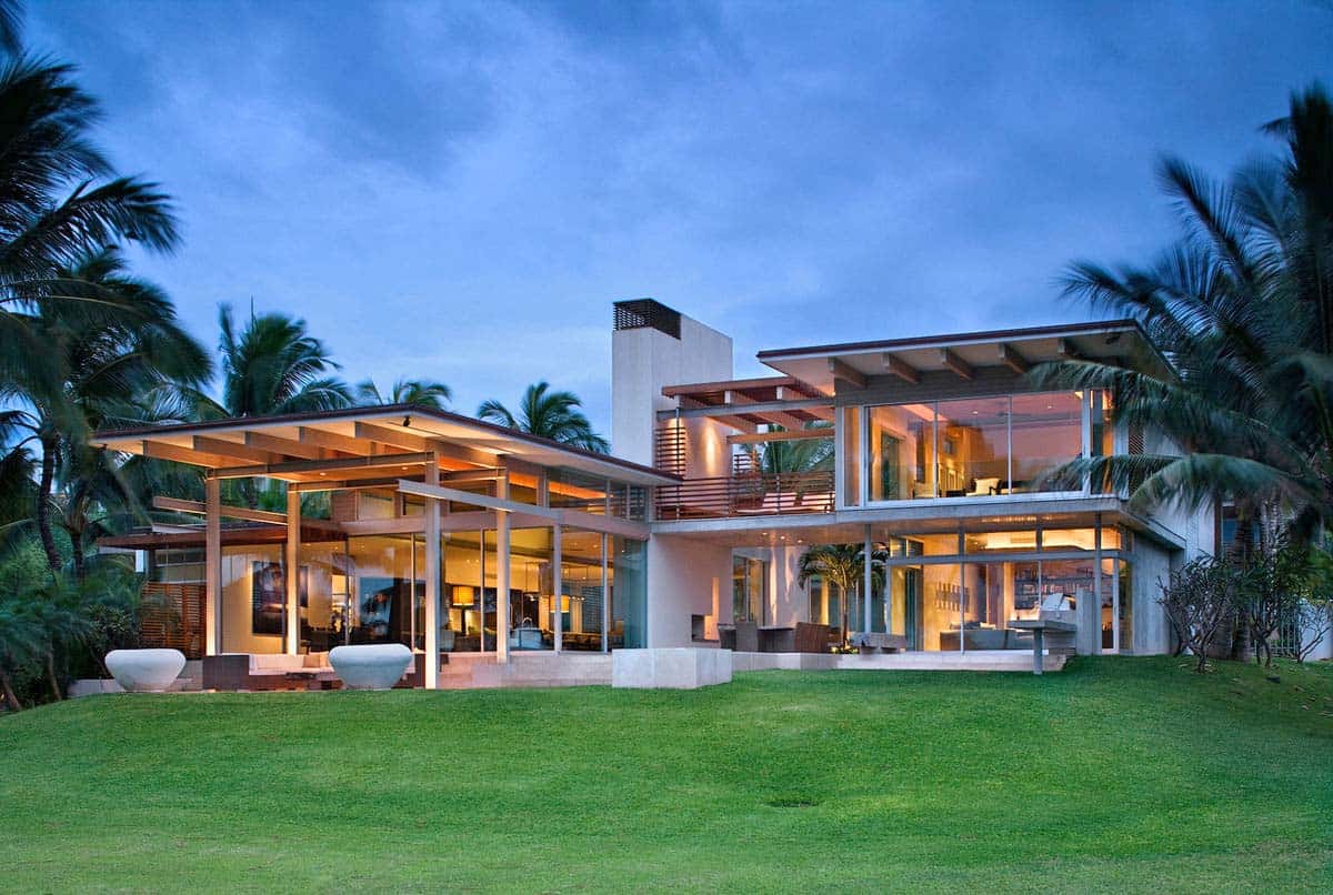 Tropical Maui Residence-Bossley Architects-01-1 Kindesign