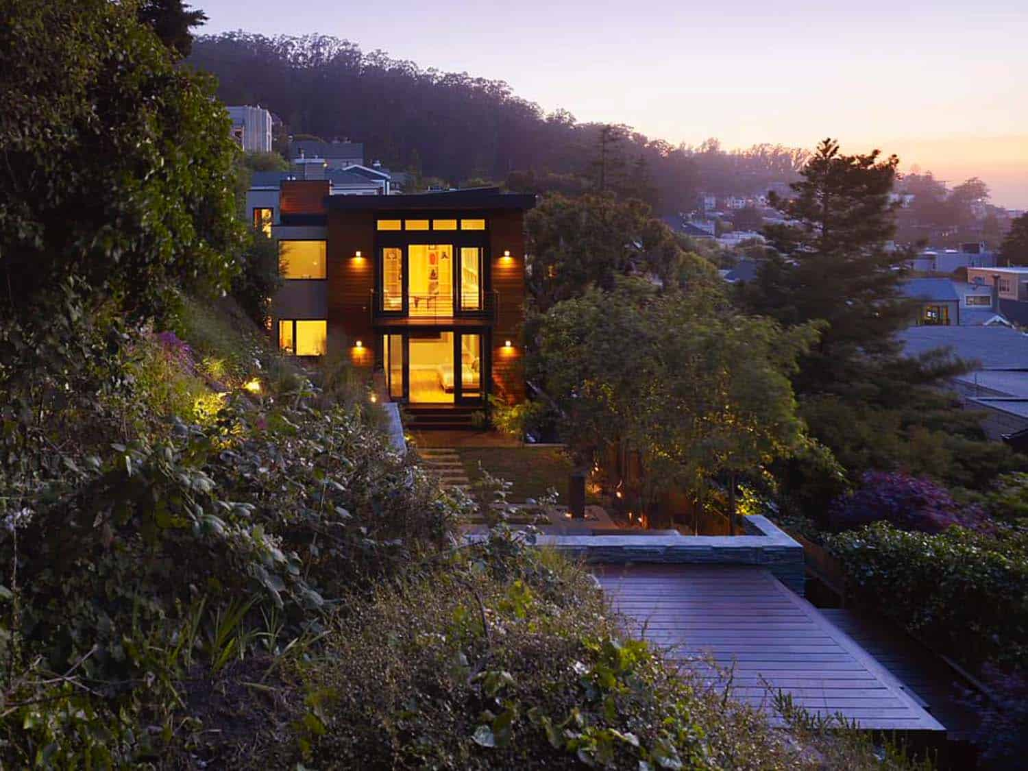 Cole Valley Hillside Residence-John Maniscalco Architecture-28-1 Kindesign