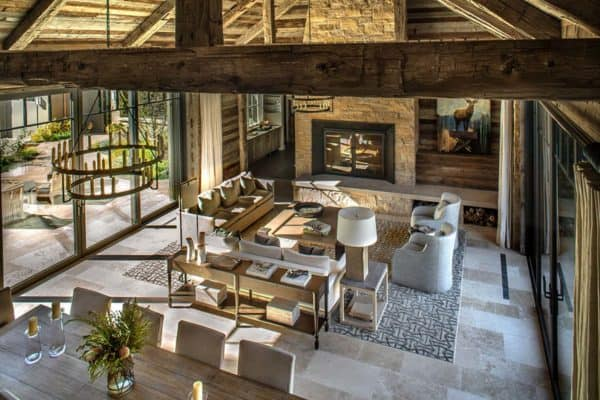 featured posts image for Beautifully styled mountain home on the East Fork, Idaho