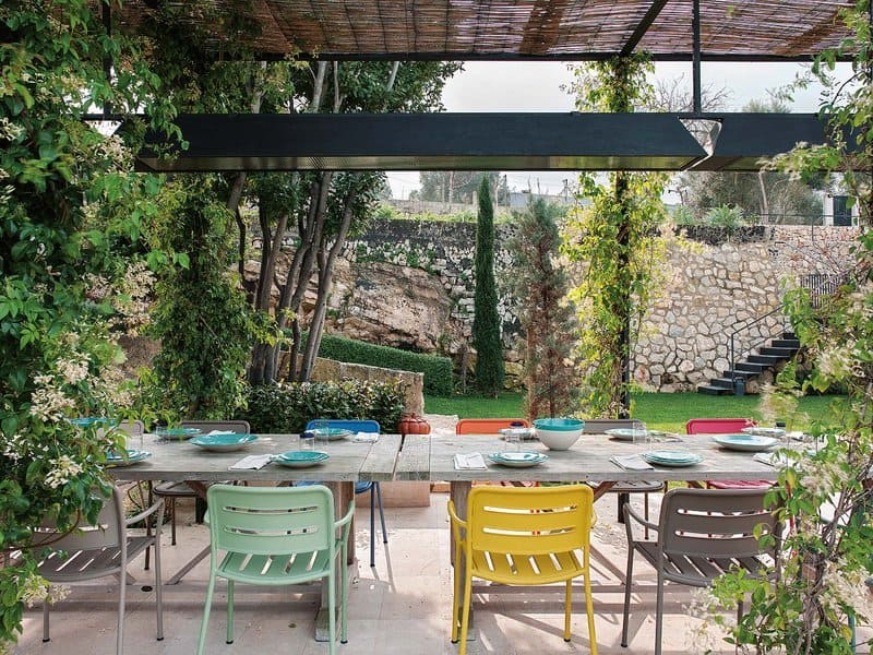 Majorcan Countryside Home-02-1 Kindesign
