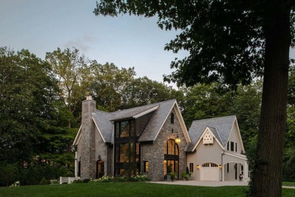 featured posts image for Absolutely gorgeous Belgian farmhouse in New Canaan