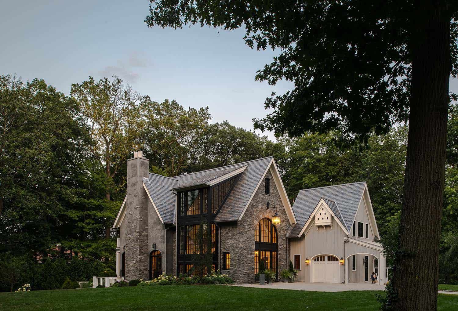 absolutely gorgeous belgian farmhouse in new canaan