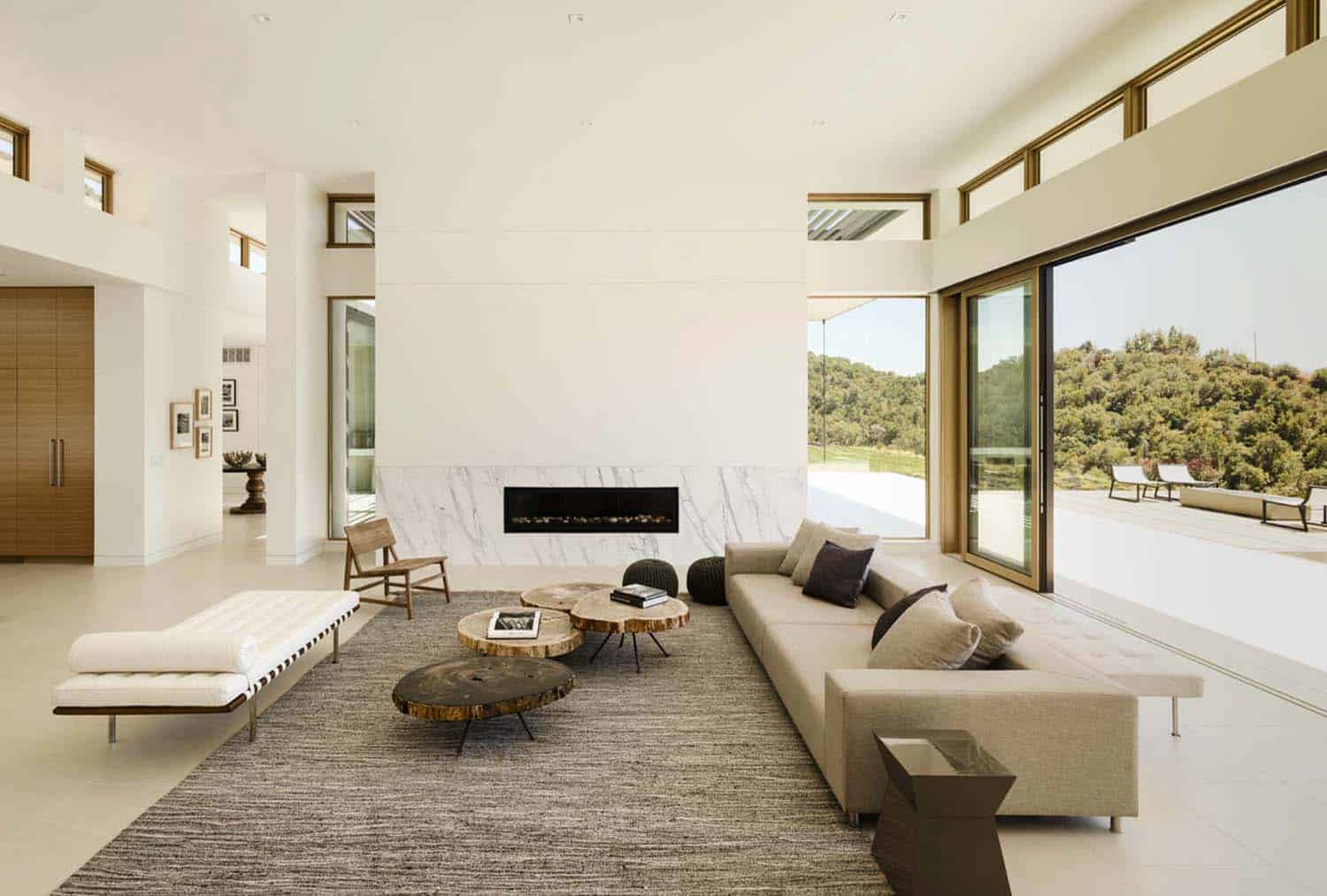 Modern Hillside Home-John Maniscalco Architecture-08-1 Kindesign