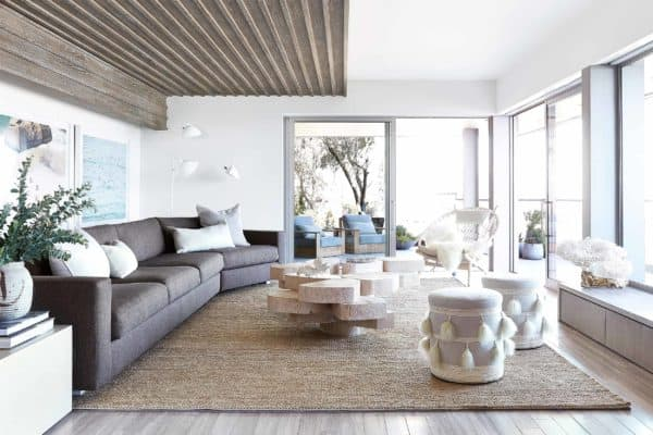 featured posts image for A modern seaside retreat delights the senses in Malibu