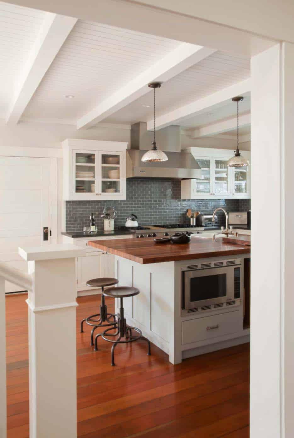 Santa Monica Beach House-Evens Architects-07-1 Kindesign