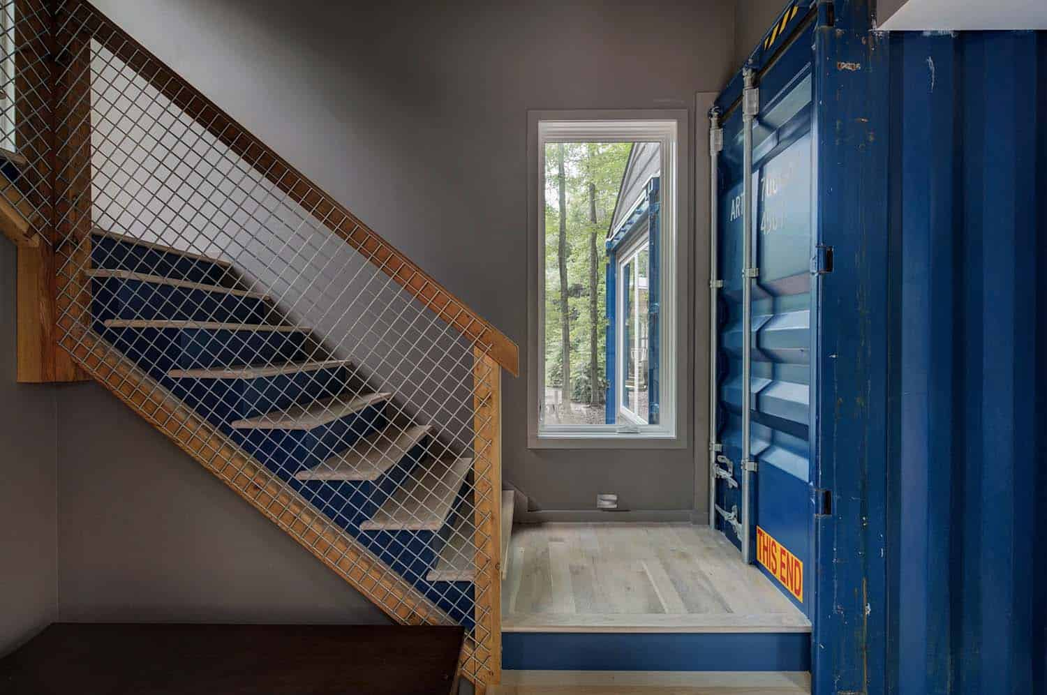Shipping Container Hybrid Home-Fredman Design Group-09-1 Kindesign