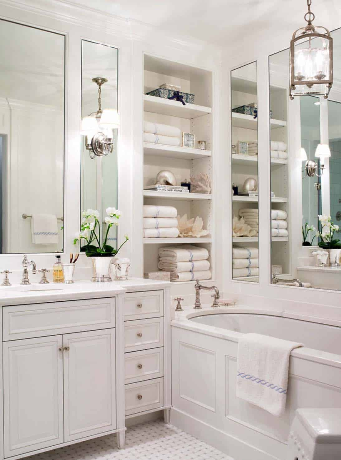 53 most fabulous traditional style bathroom designs ever for Bathroom fashion