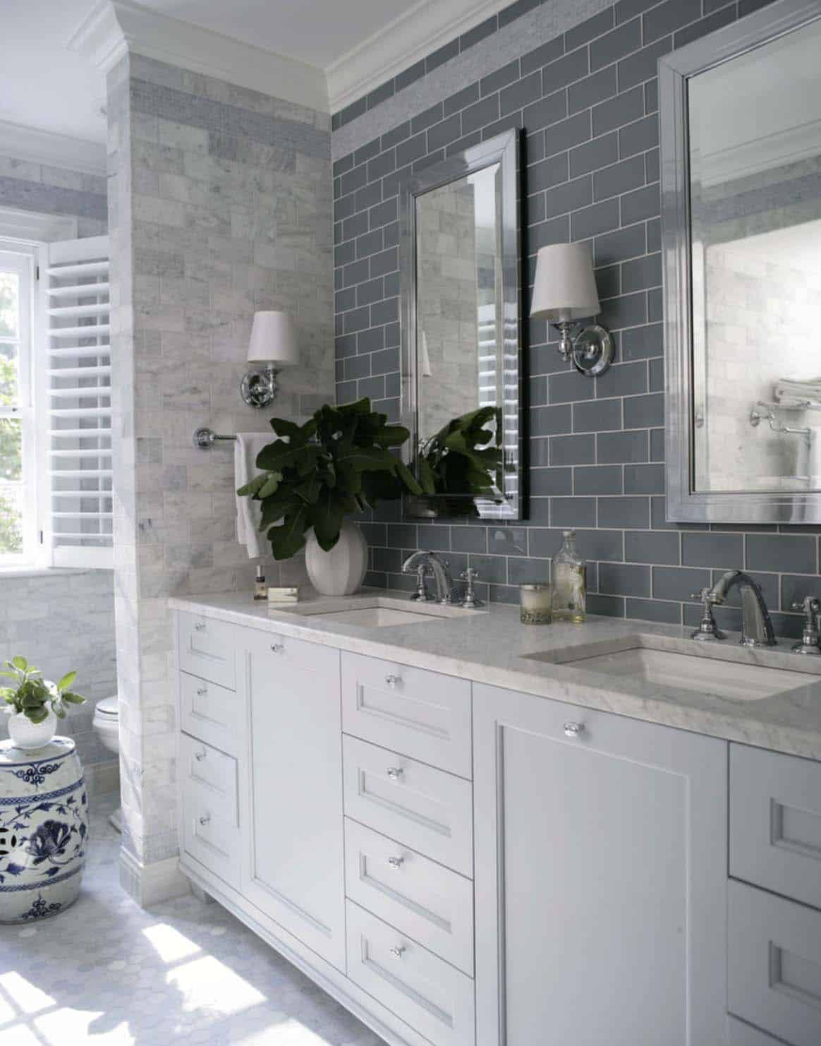 Traditional Bathroom Design Ideas-04-1 Kindesign