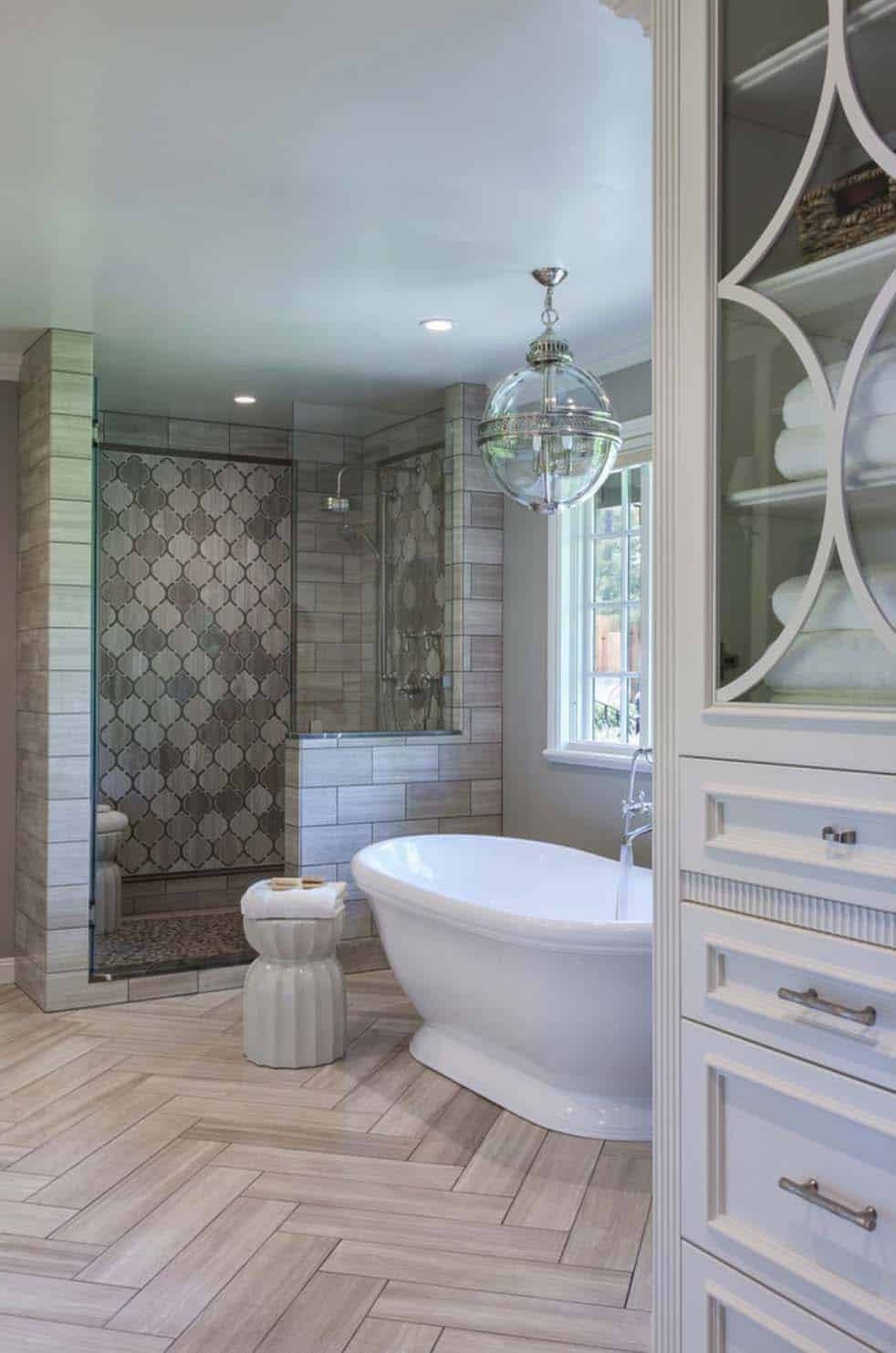 Traditional Bathroom Design Ideas-06-1 Kindesign