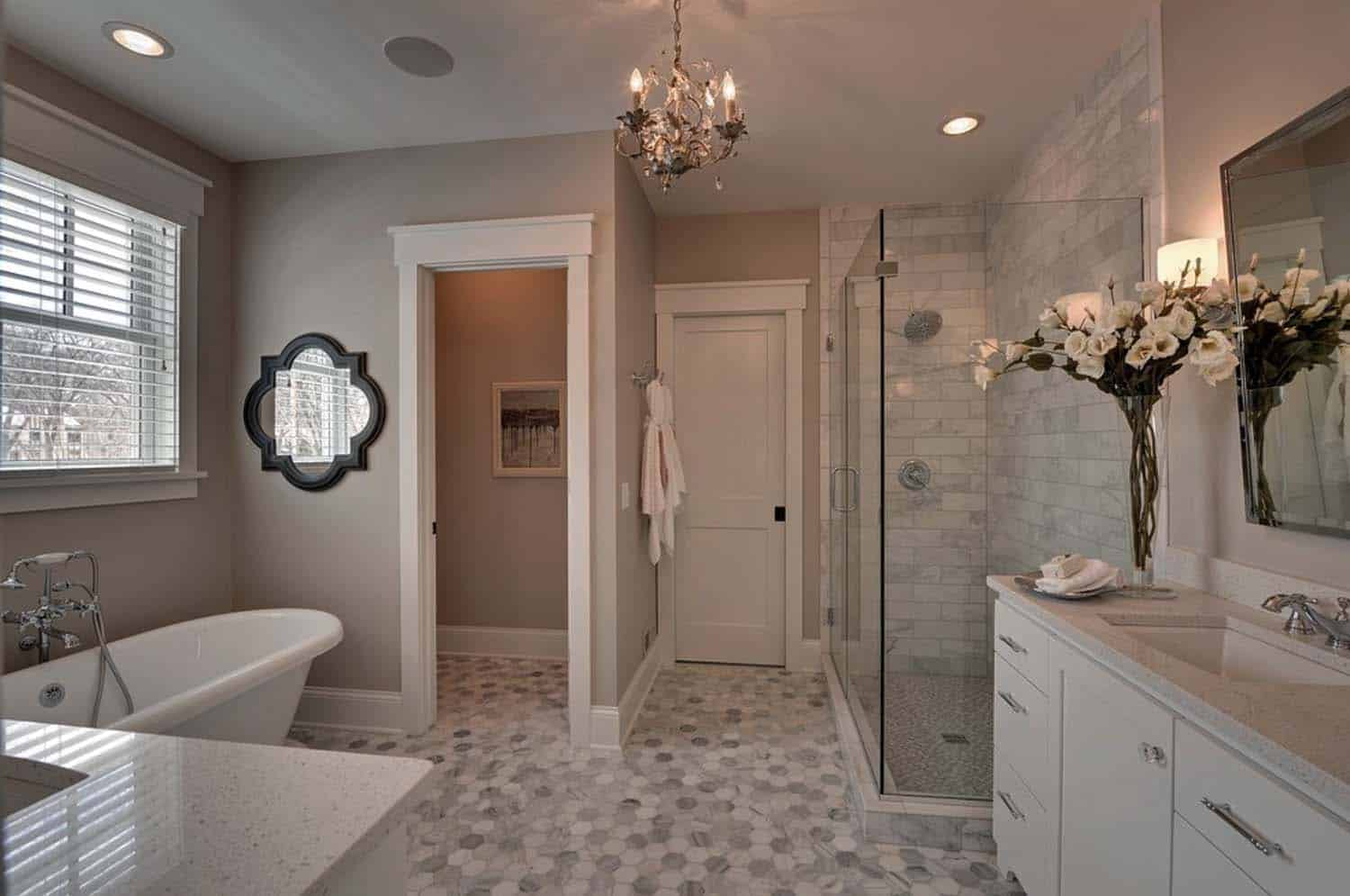 Traditional Bathroom Design Ideas-07-1 Kindesign