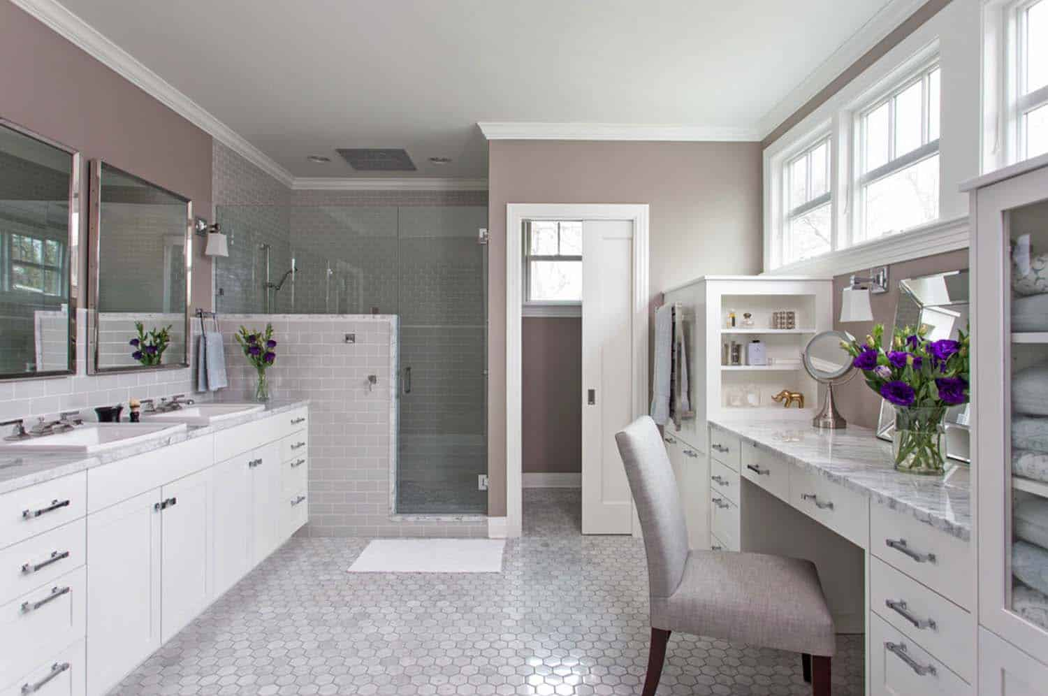 Traditional Bathroom Design Ideas-11-1 Kindesign