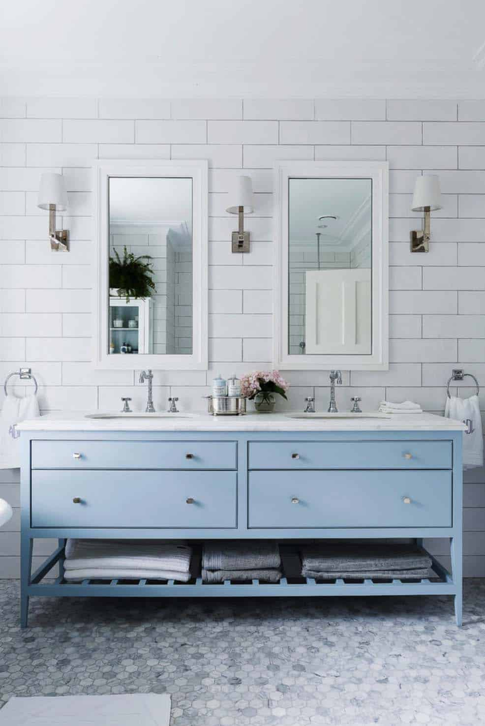 Traditional Bathroom Design Ideas-12-1 Kindesign