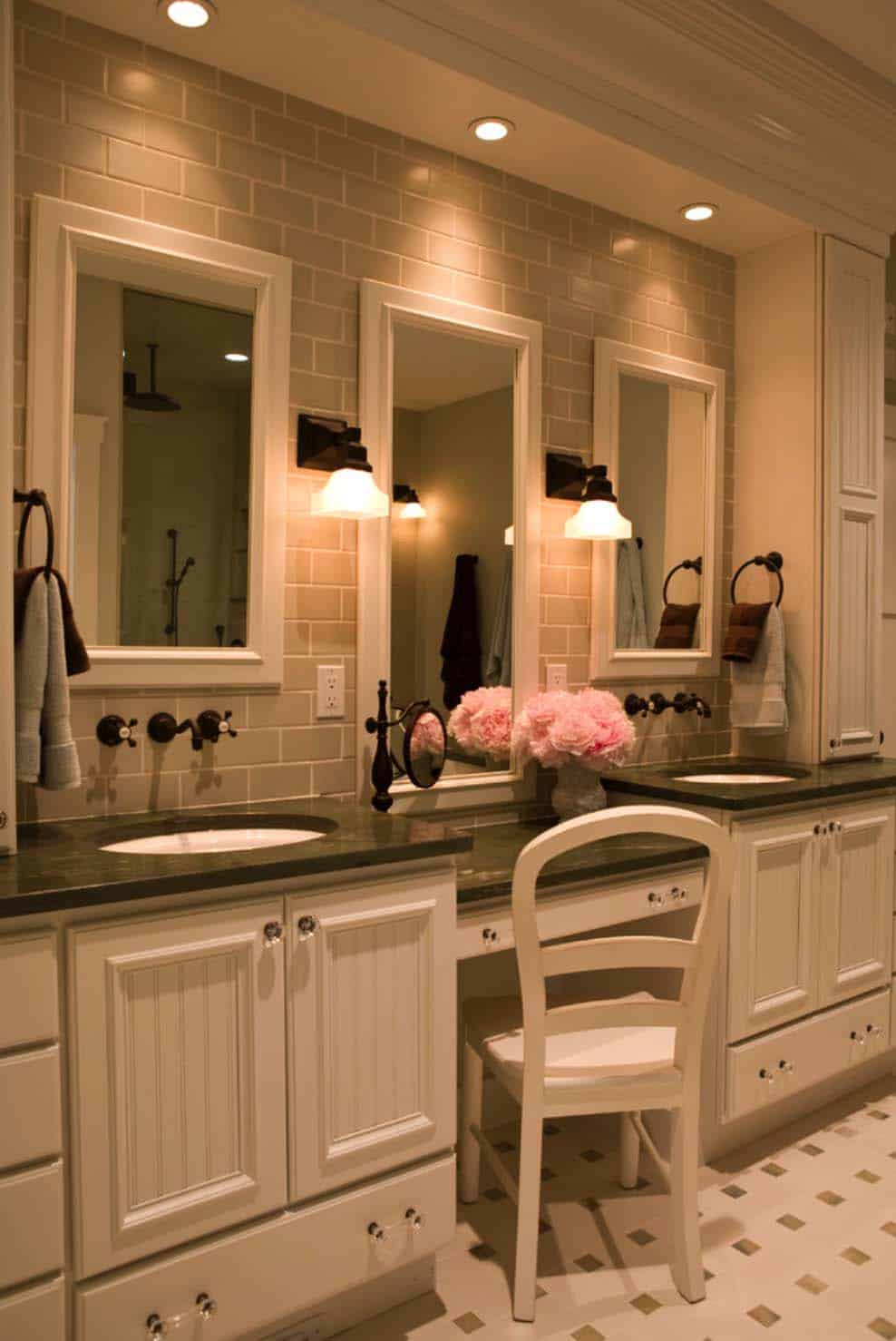 Traditional Bathroom Design Ideas-13-1 Kindesign