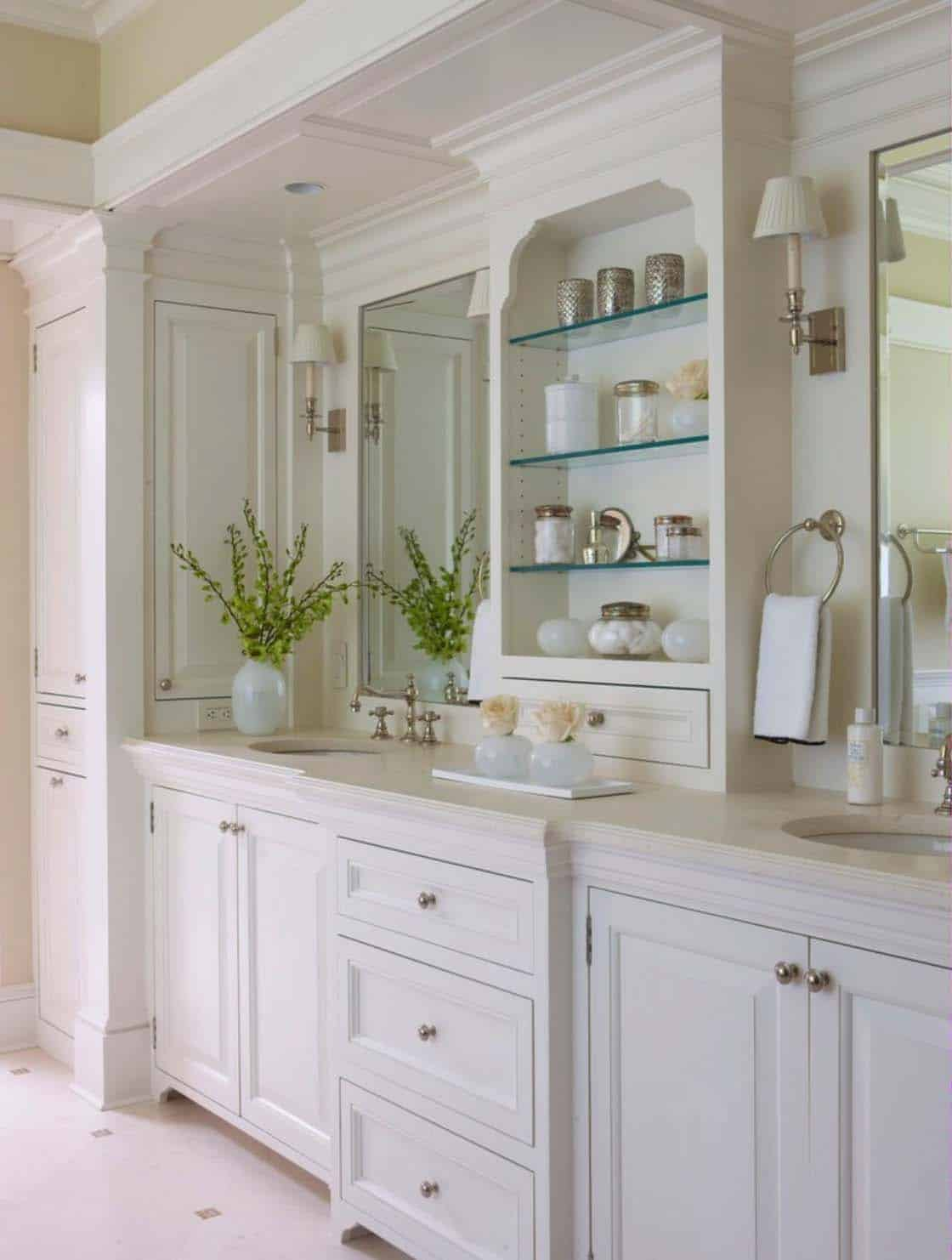 Traditional Bathroom Design Ideas-17-1 Kindesign