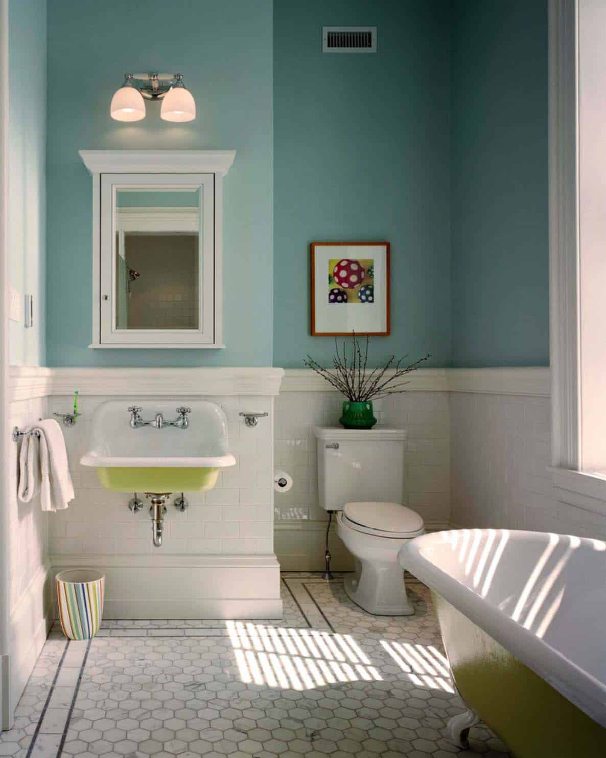 Traditional Bathroom Design Ideas-20-1 Kindesign