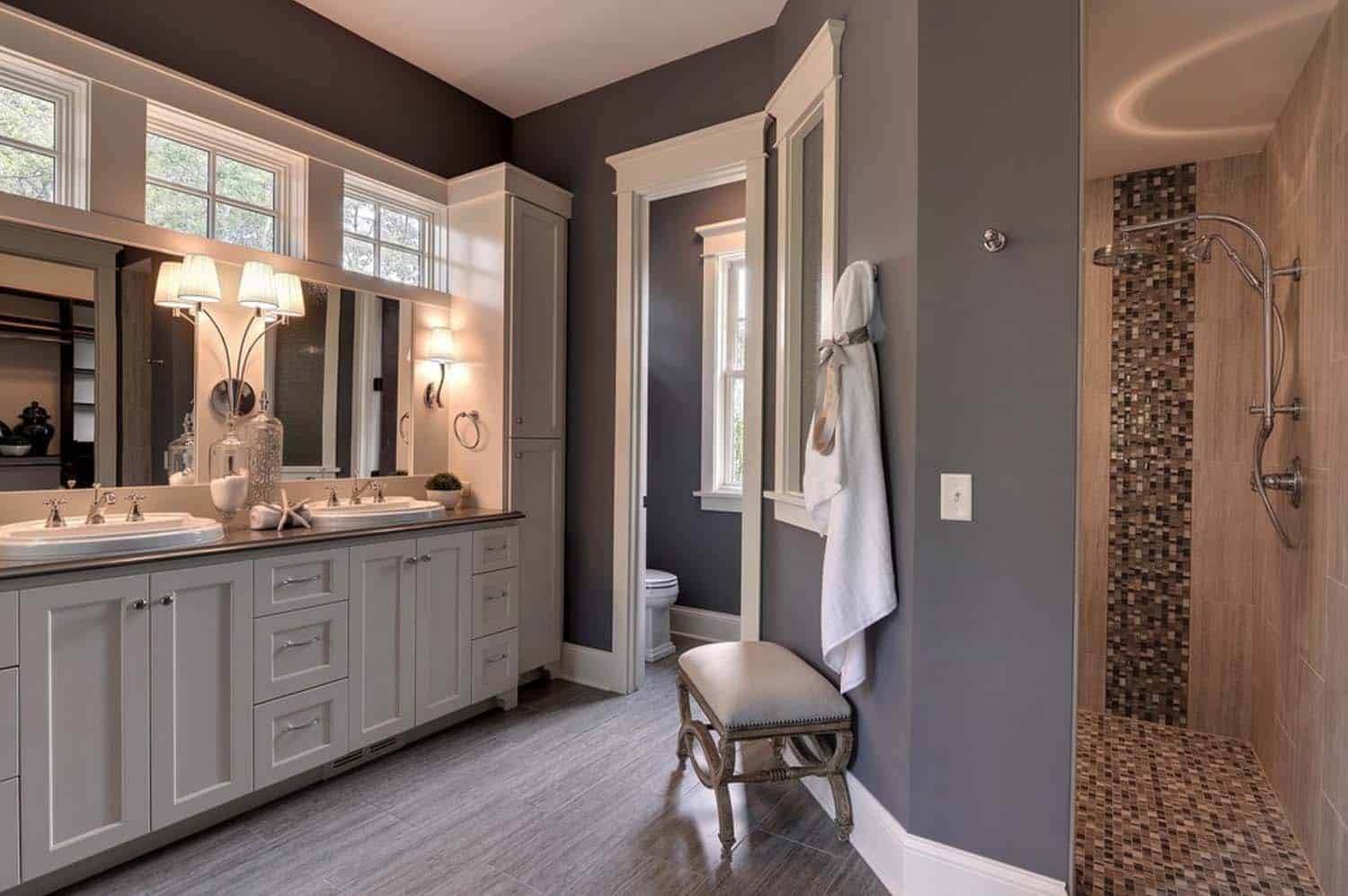 Traditional Bathroom Design Ideas-35-1 Kindesign