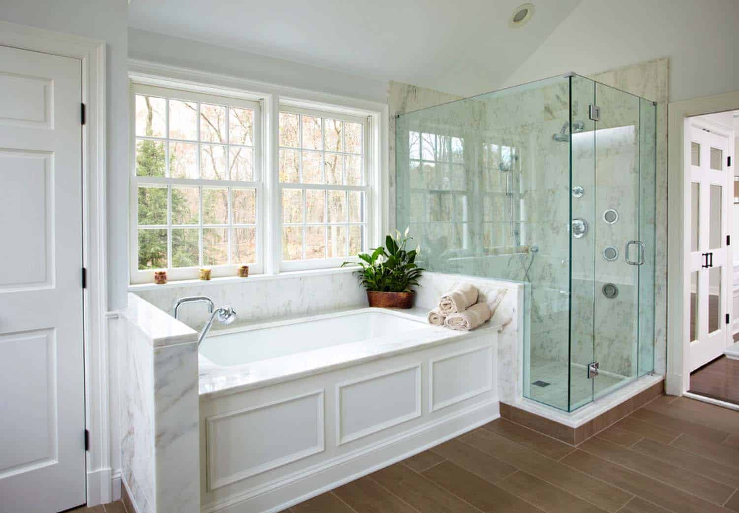 53 most fabulous traditional style bathroom designs ever for Bathroom toilet design ideas