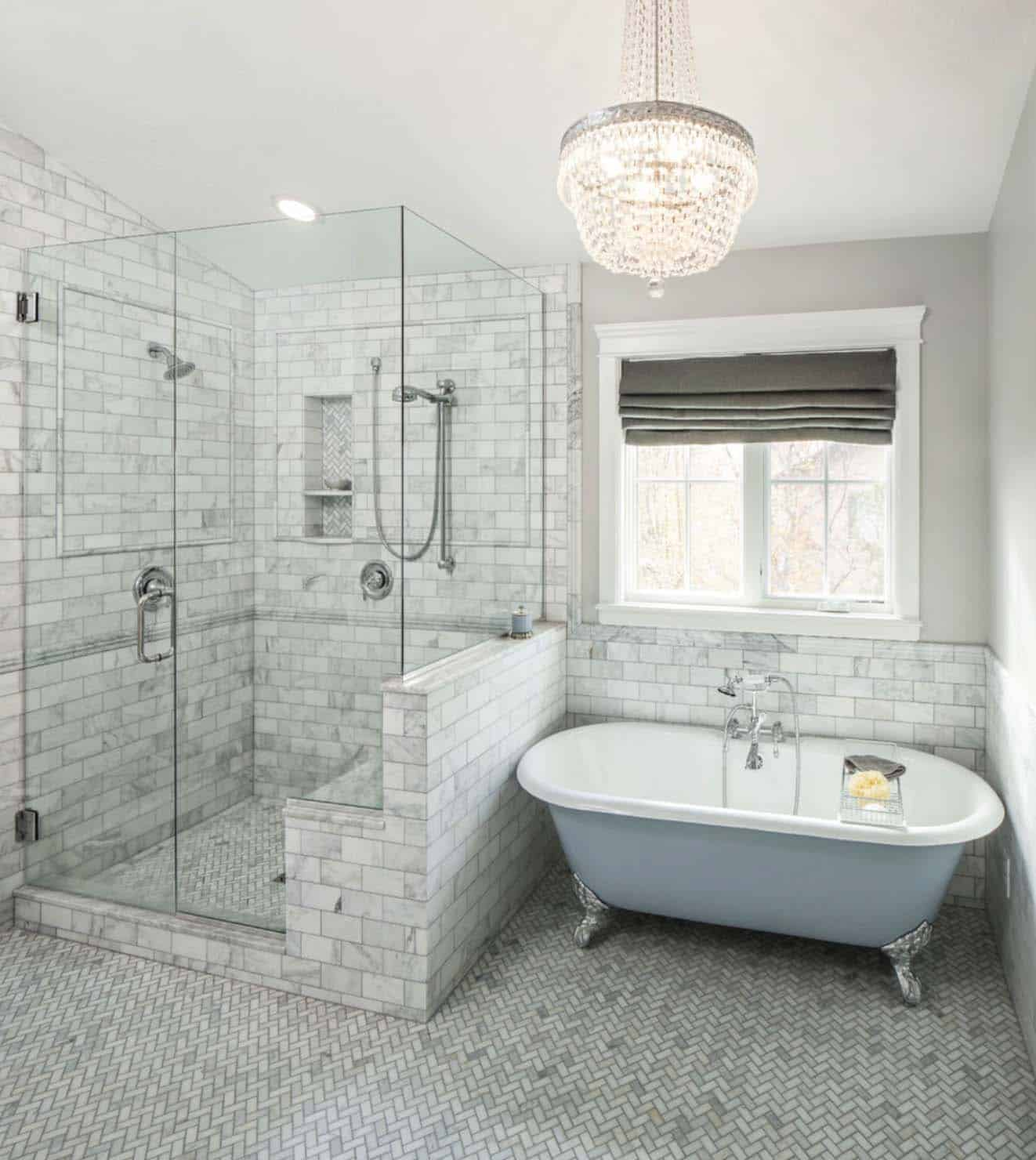 Traditional Bathroom Design Ideas-41-1 Kindesign