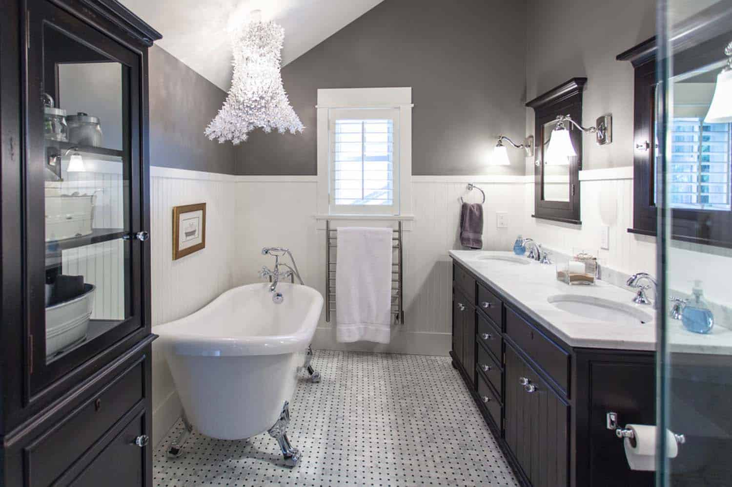 traditional white bathroom ideas. Traditional Bathroom Design Ideas-44-1 Kindesign Traditional White Bathroom Ideas D