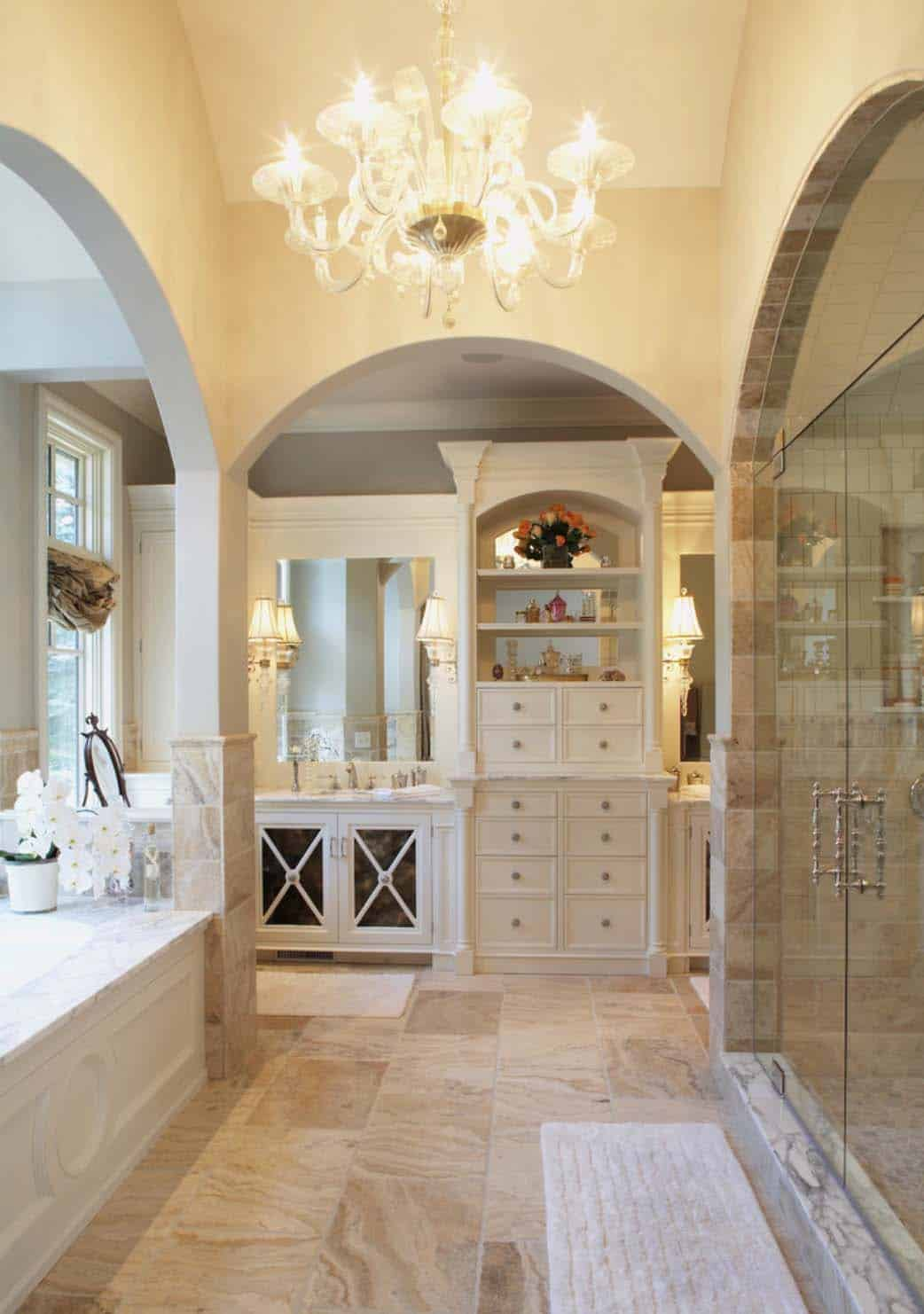 Traditional Bathroom Design Ideas-46-1 Kindesign