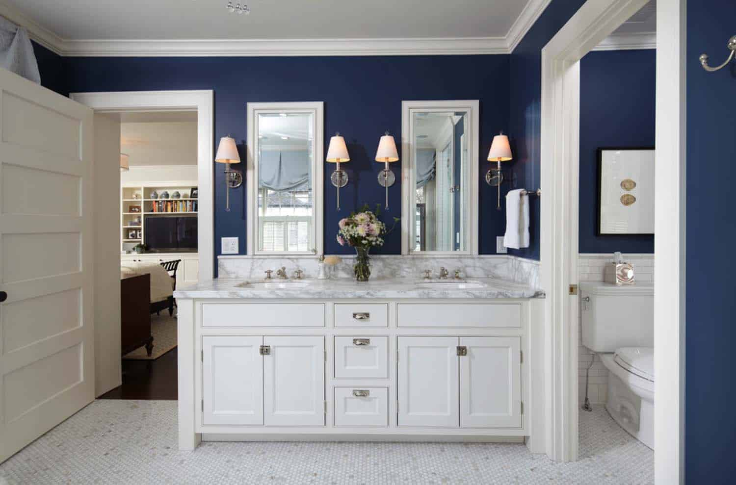 Traditional Bathroom Design Ideas-53-1 Kindesign