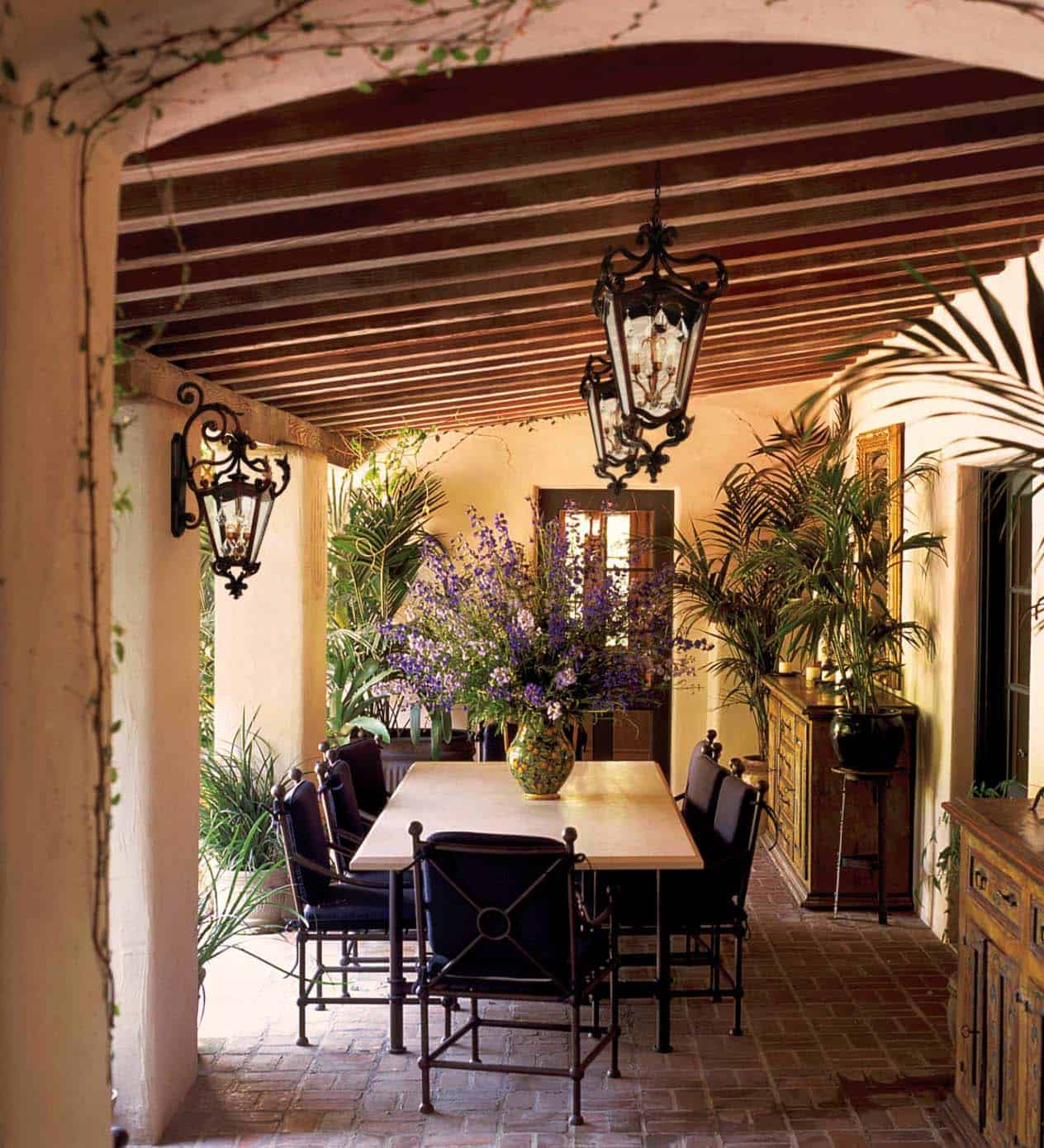 Traditional Outdoor Patio Designs-17-1 Kindesign