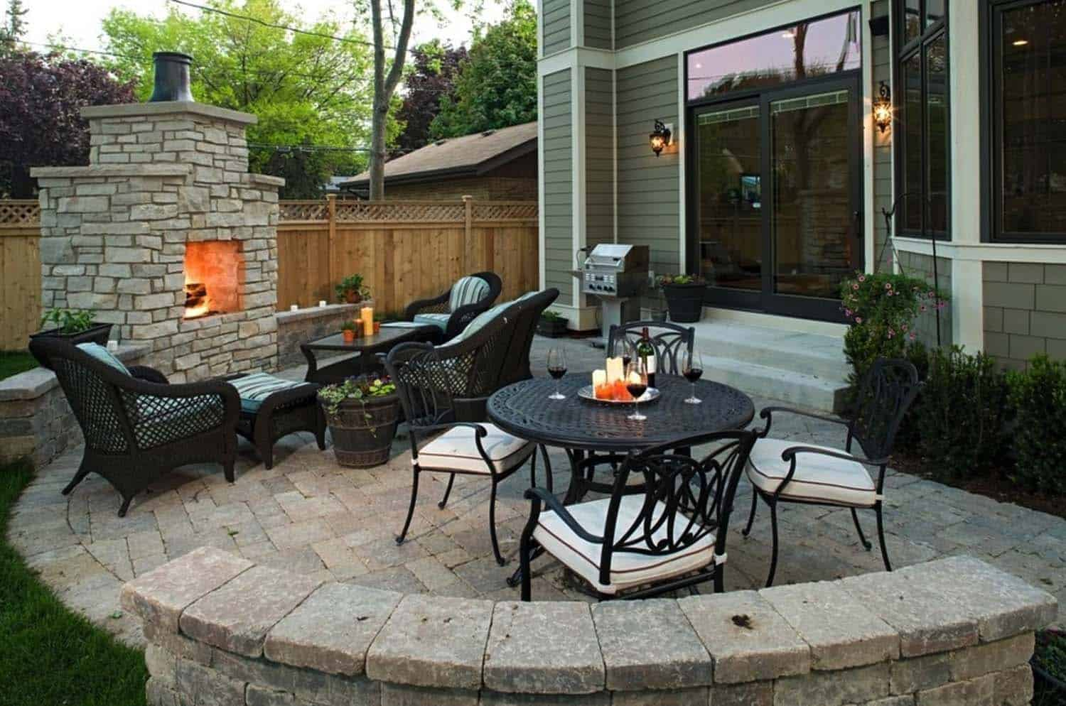 Traditional Outdoor Patio Designs-23-1 Kindesign