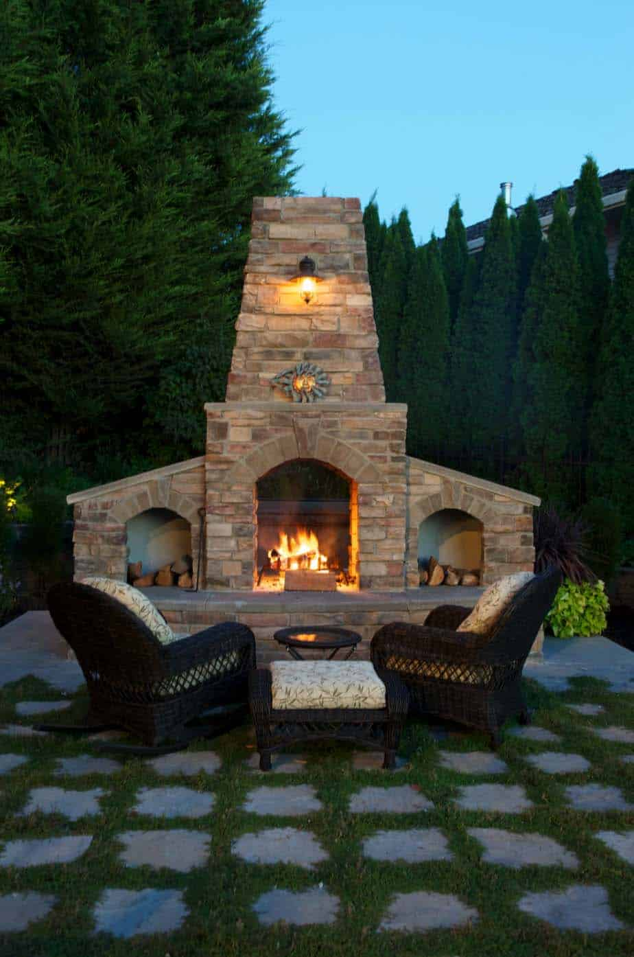 Traditional Outdoor Patio Designs-26-1 Kindesign