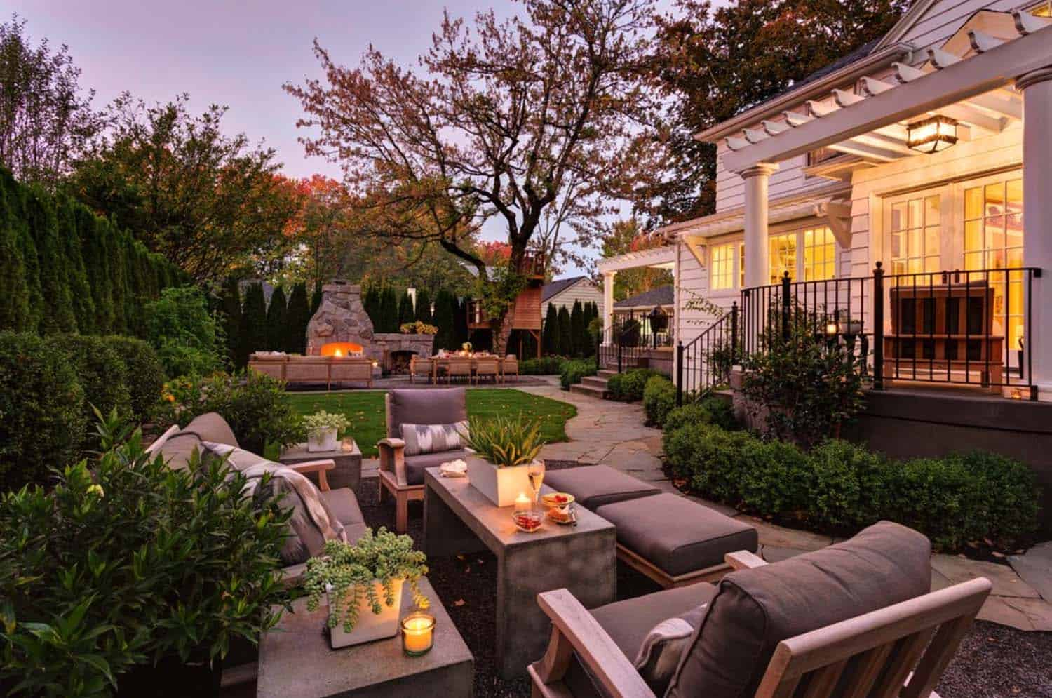 Traditional Outdoor Patio Designs-33-1 Kindesign