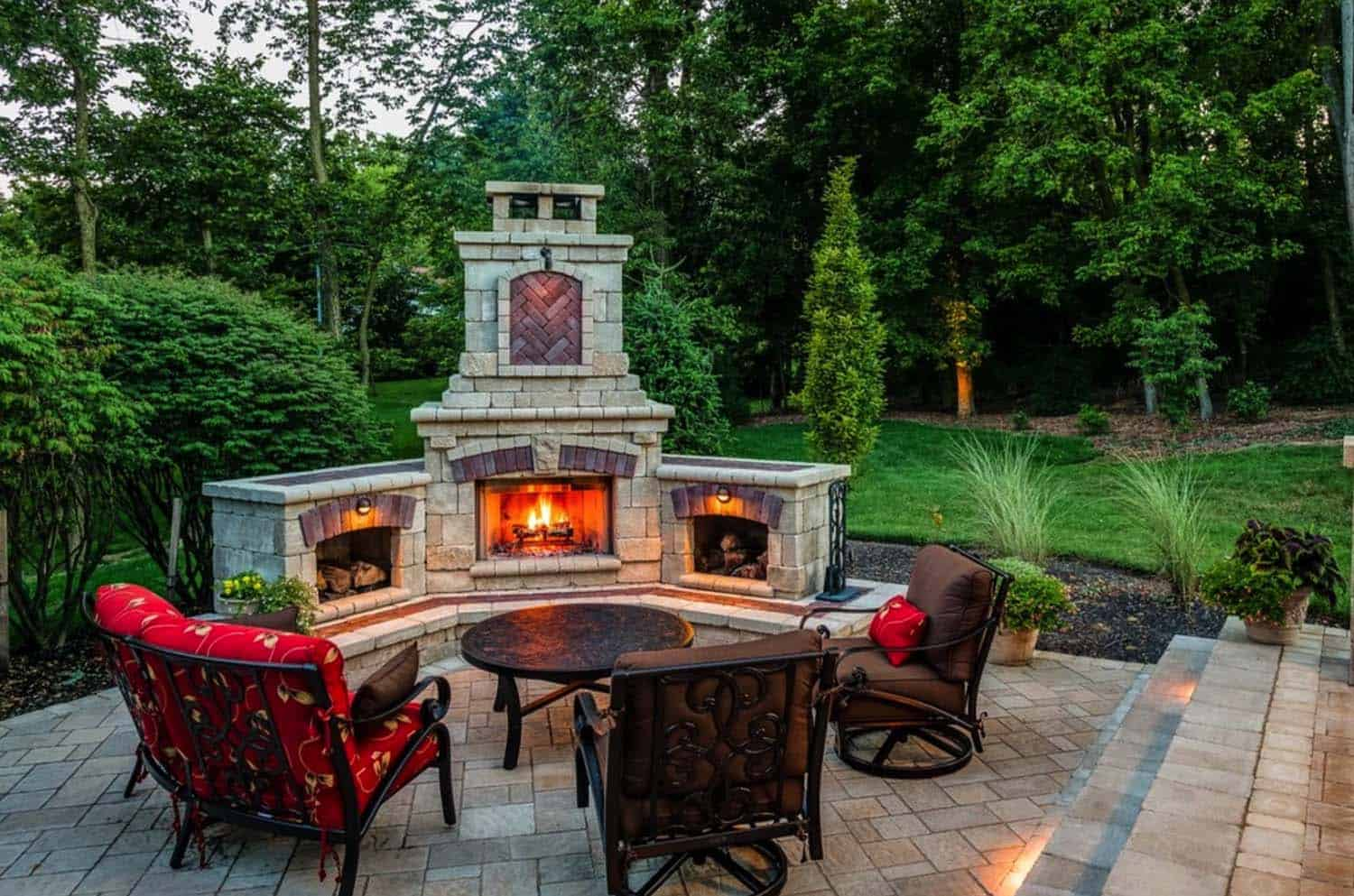 Traditional Outdoor Patio Designs-37-1 Kindesign