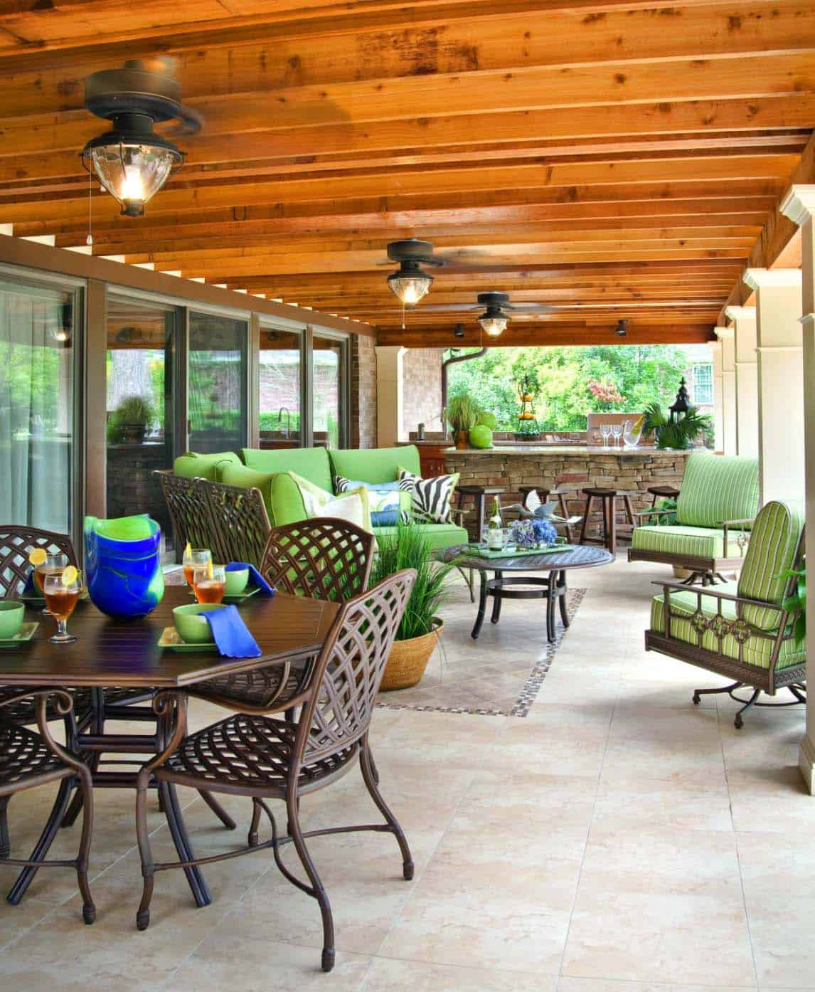 Traditional Outdoor Patio Designs-38-1 Kindesign