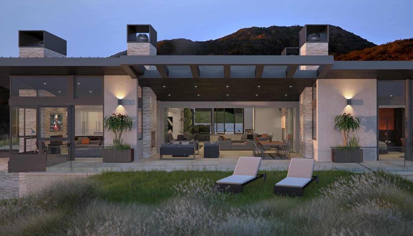 Villa Esmeralda-Burdge Architects-01-1 Kindesign