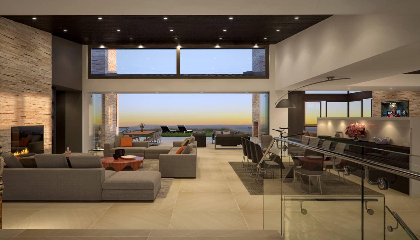 Villa Esmeralda-Burdge Architects-09-1 Kindesign