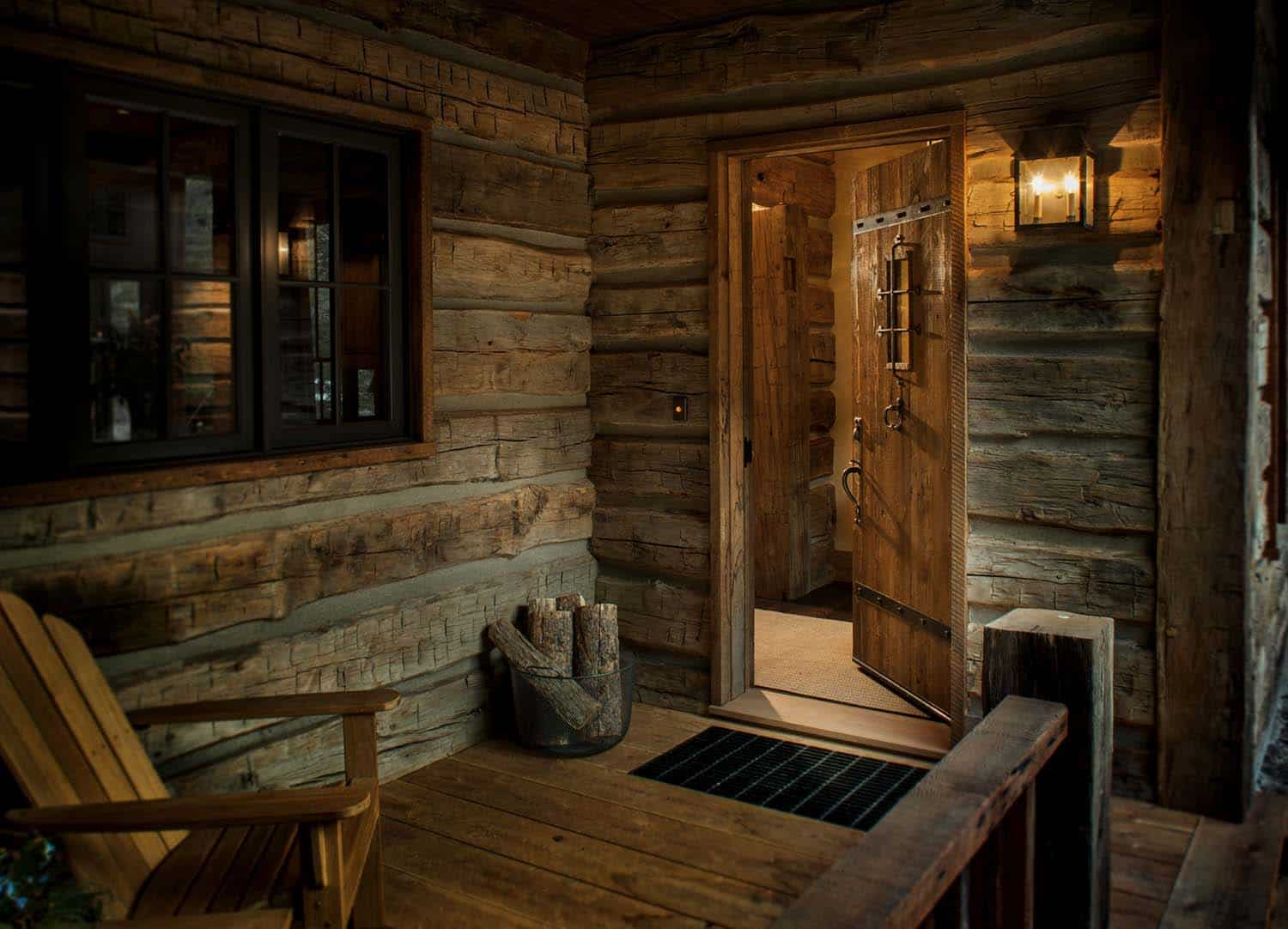 Wood River Valley Chalet-Miller Architects-03-1 Kindesign