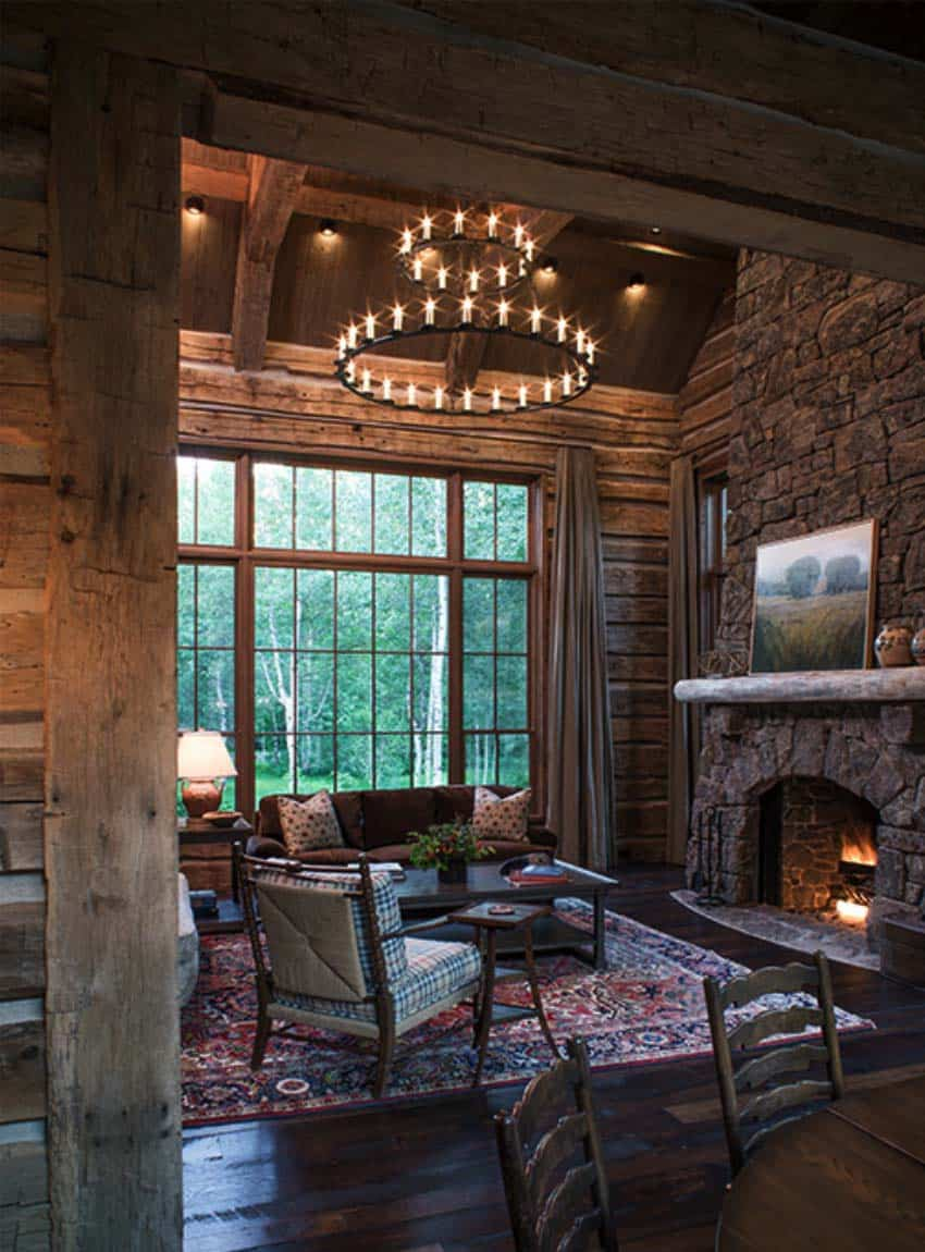 Wood River Valley Chalet-Miller Architects-12-1 Kindesign