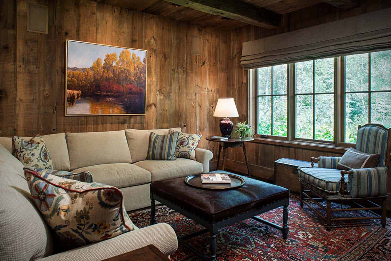 Wood River Valley Chalet-Miller Architects-14-1 Kindesign