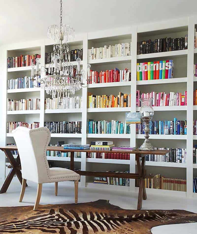 Bookshelf Ideas-Coordinated Books-29-1 Kindesign