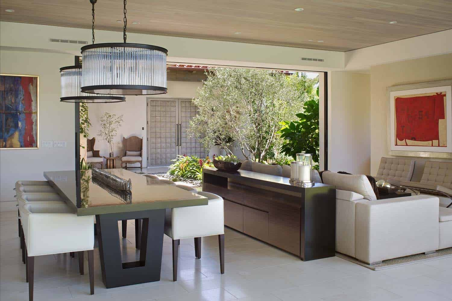 Contemporary-Mediterranean-Home-Christian Rice Architects-02-1 Kindesign