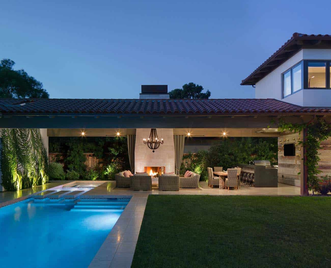 Contemporary-Mediterranean-Home-Christian Rice Architects-05-1 Kindesign