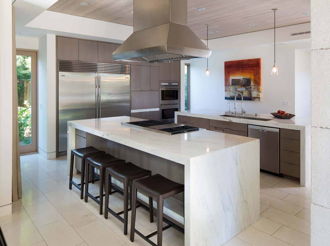 Contemporary-Mediterranean-Home-Christian Rice Architects-09-1 Kindesign