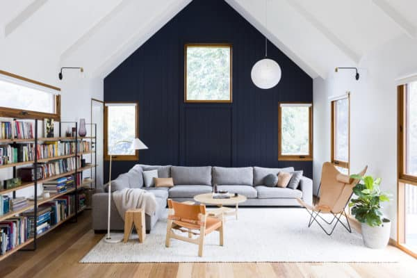 featured posts image for Charming historical Australian home gets barn style addition