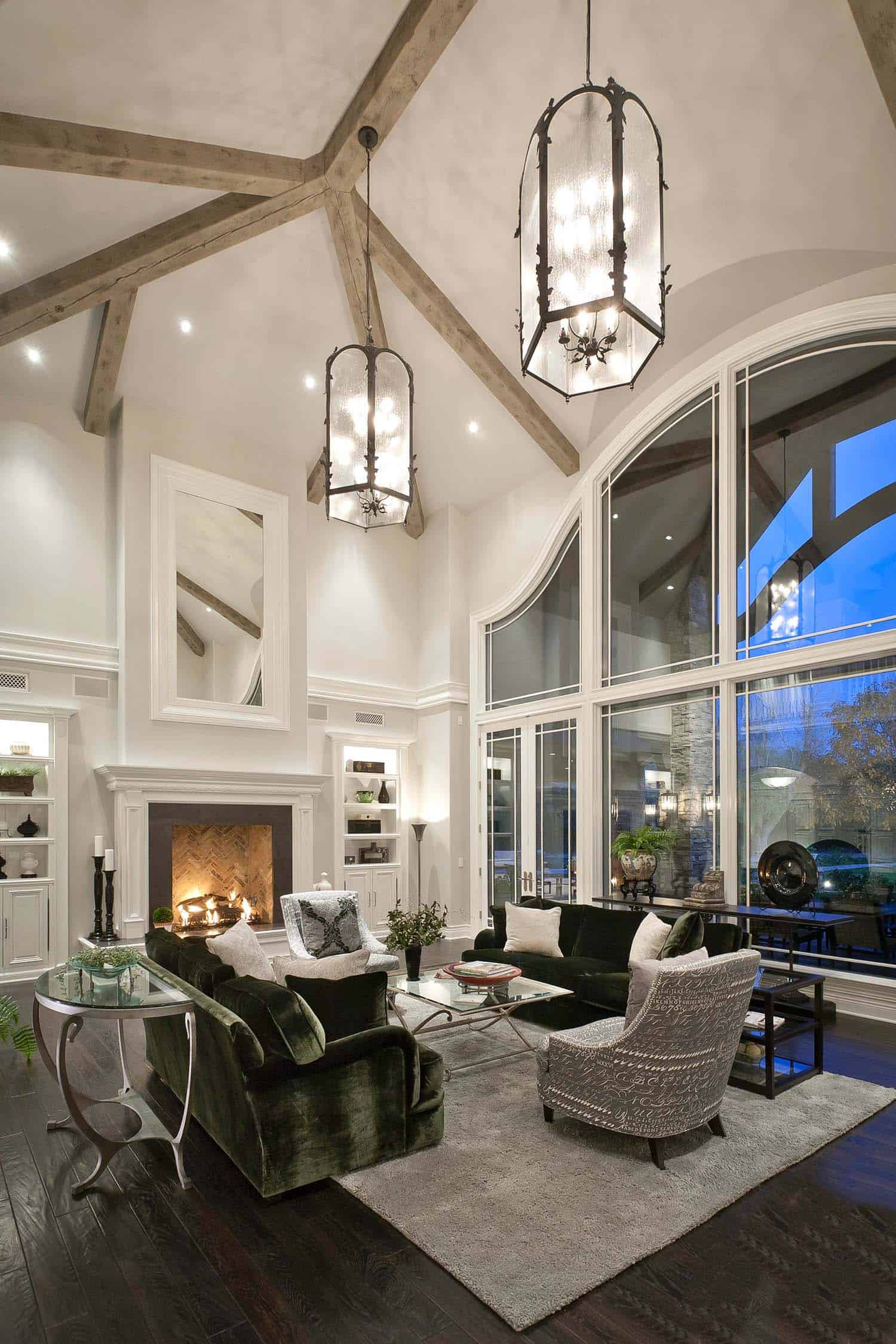38 elegant living rooms that are brilliantly designed for Living room ideas elegant