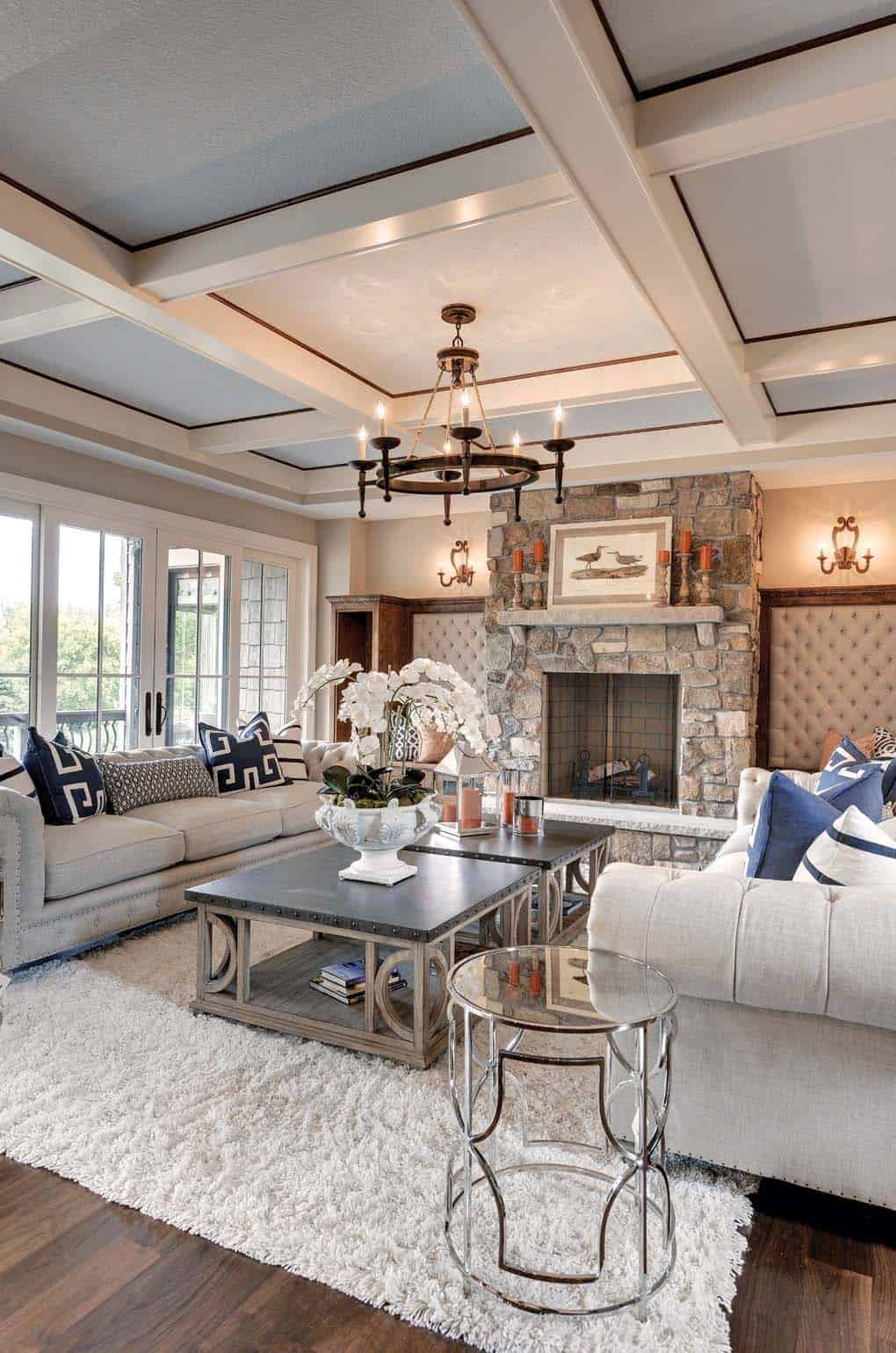 Florida Living Room Design Ideas: 38 Elegant Living Rooms That Are Brilliantly Designed