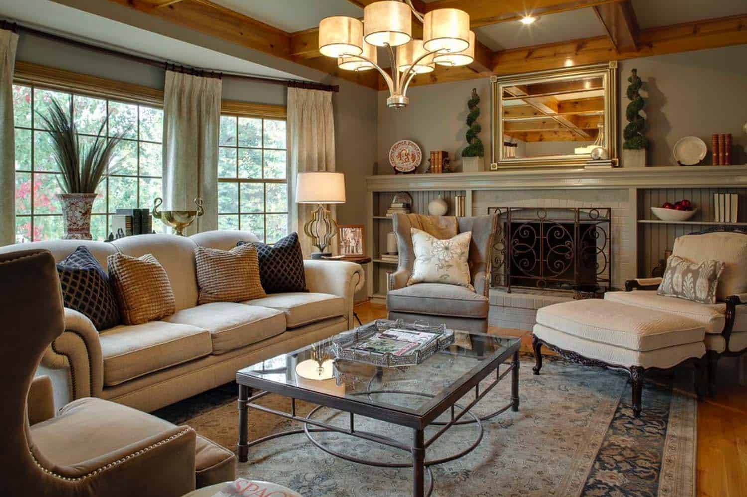38 elegant living rooms that are brilliantly designed for Living room ideas