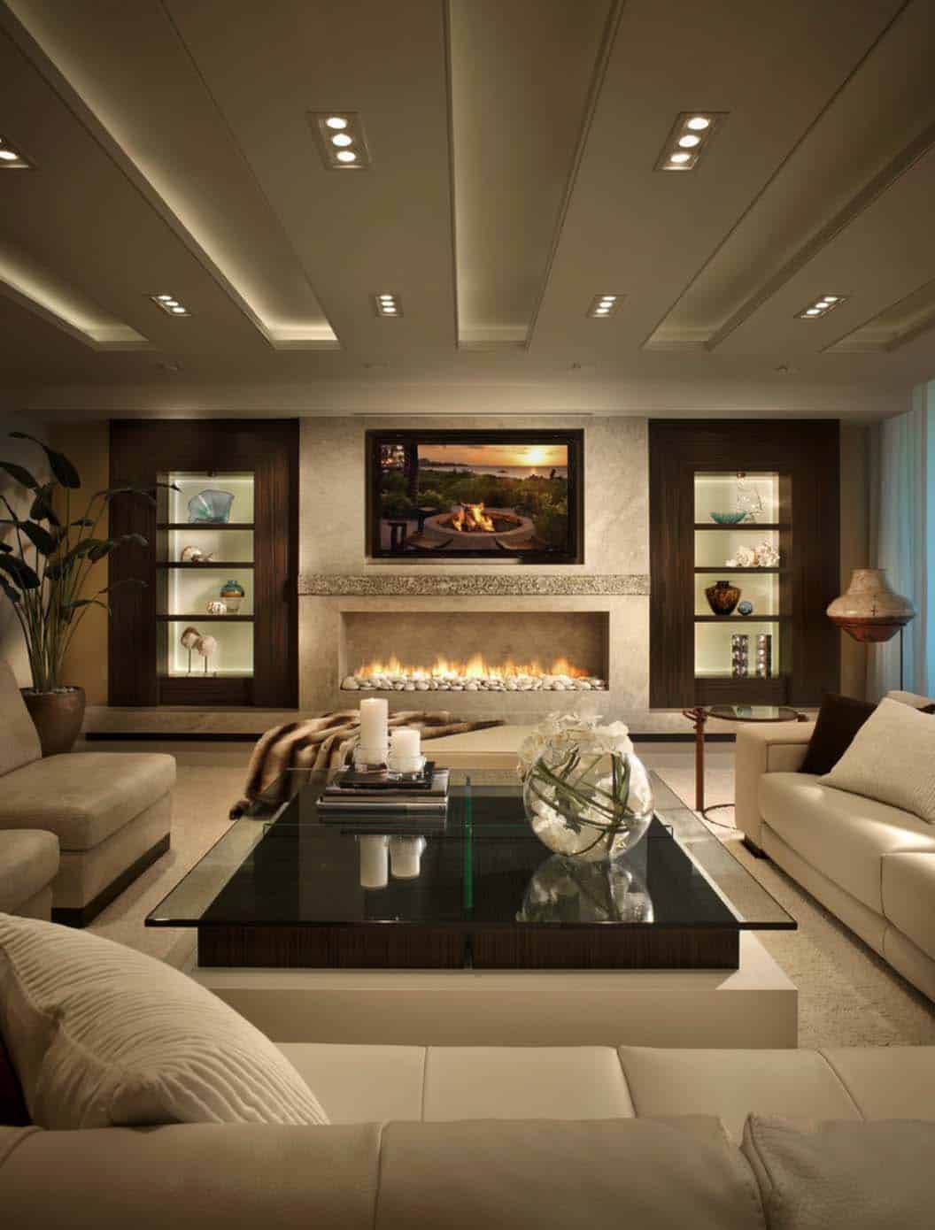38 Elegant Living Rooms That Are Brilliantly Designed