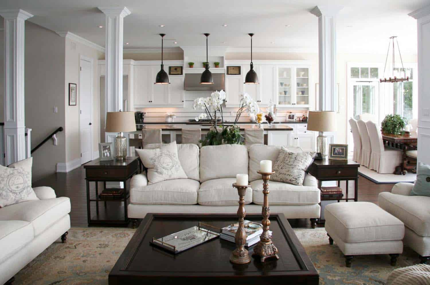 Elegant Living Rooms-23-1 Kindesign