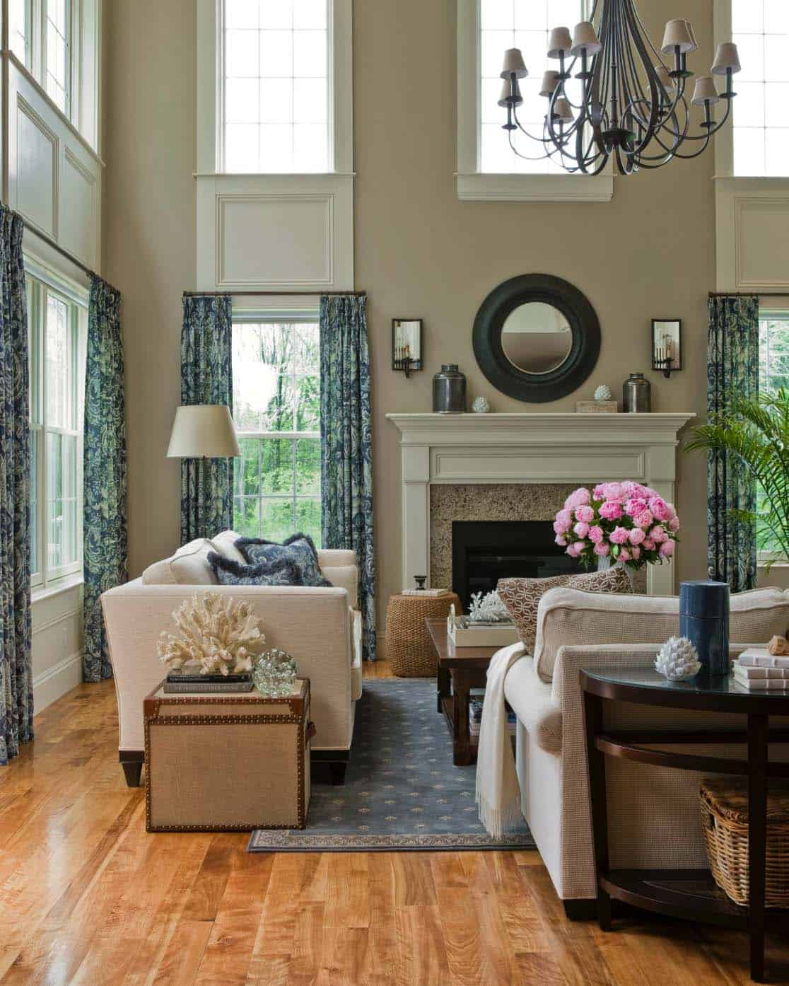 38 elegant living rooms that are brilliantly designed for Elegant living room ideas