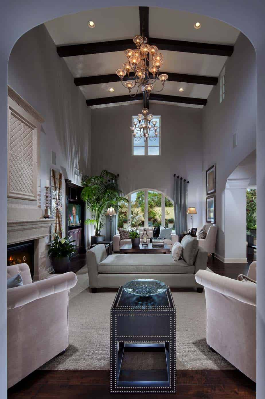 Family Living Room Designs: 38 Elegant Living Rooms That Are Brilliantly Designed